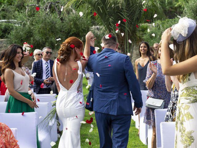 Le mariage de Eric et Catherine à Menton, Alpes-Maritimes 34