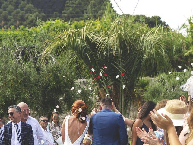 Le mariage de Eric et Catherine à Menton, Alpes-Maritimes 35