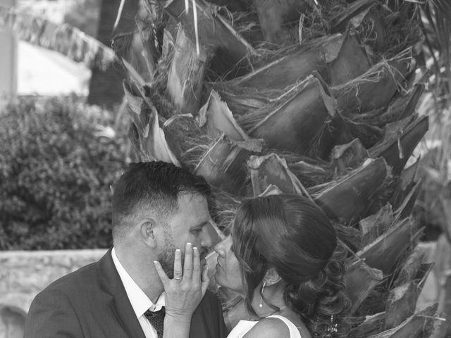 Le mariage de Eric et Catherine à Menton, Alpes-Maritimes 39