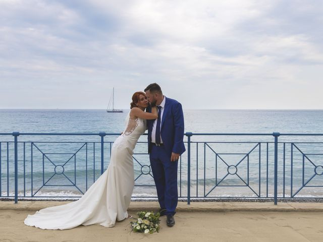 Le mariage de Eric et Catherine à Menton, Alpes-Maritimes 43