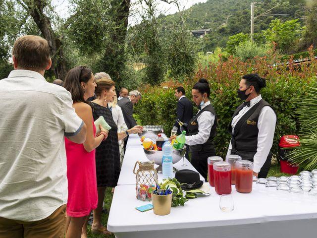 Le mariage de Eric et Catherine à Menton, Alpes-Maritimes 52