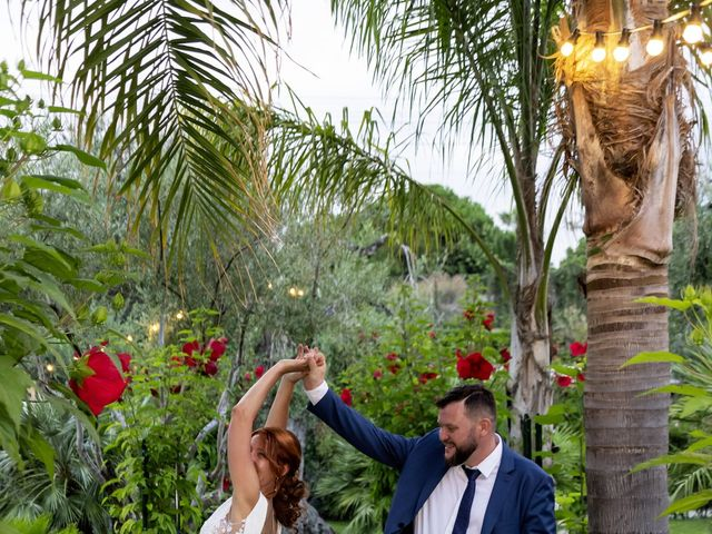 Le mariage de Eric et Catherine à Menton, Alpes-Maritimes 57