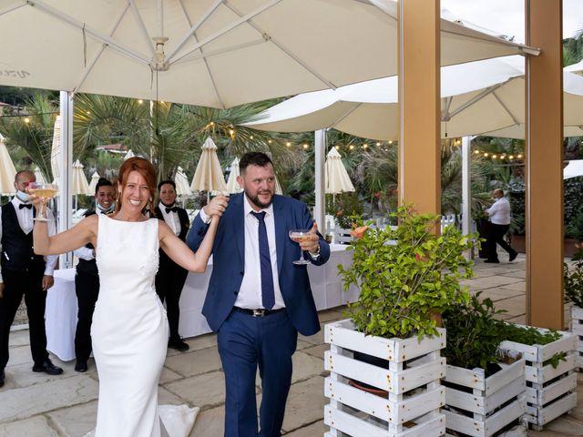 Le mariage de Eric et Catherine à Menton, Alpes-Maritimes 58