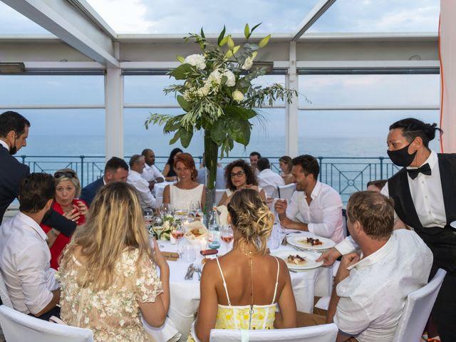 Le mariage de Eric et Catherine à Menton, Alpes-Maritimes 61