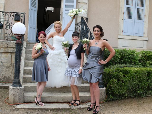Le mariage de Hervé et natacha à Saint-Germain-du-Puy, Cher 7