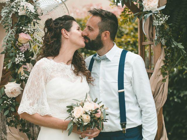 Le mariage de Marc et Marie à Fatines, Sarthe 1