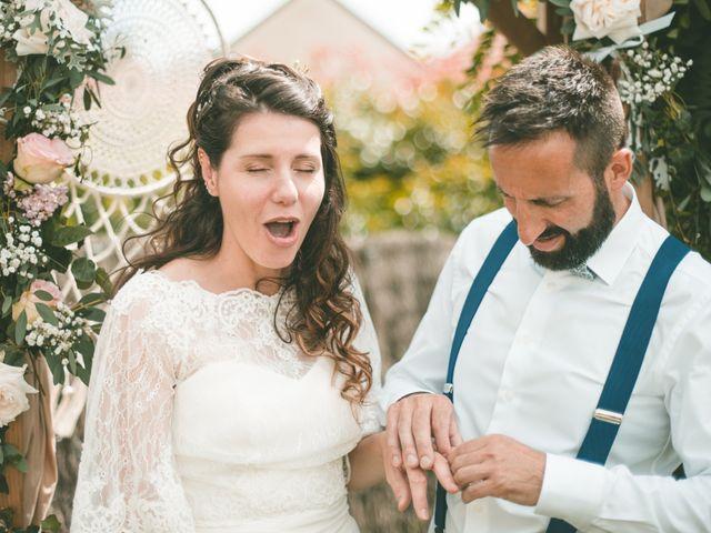 Le mariage de Marc et Marie à Fatines, Sarthe 2