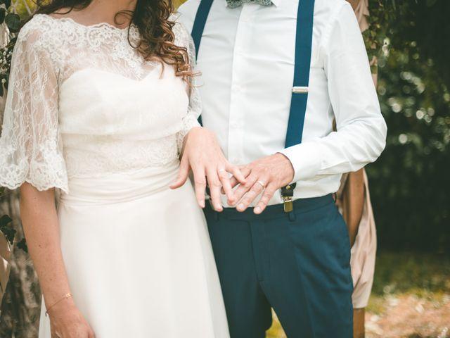 Le mariage de Marc et Marie à Fatines, Sarthe 6