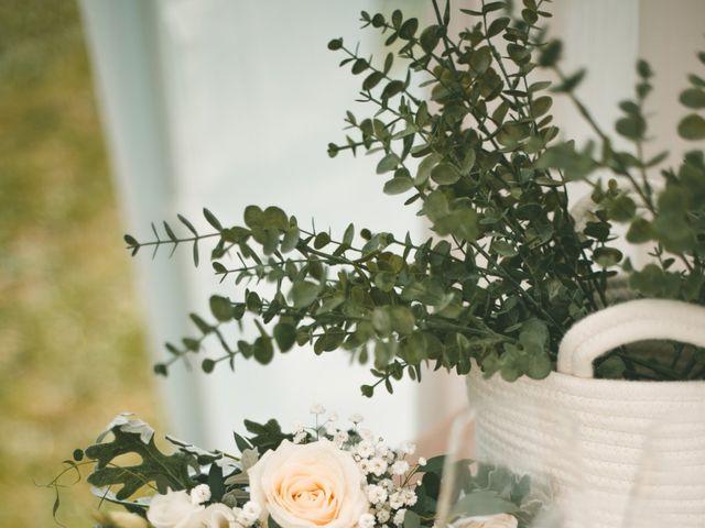 Le mariage de Marc et Marie à Fatines, Sarthe 7