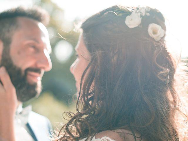 Le mariage de Marc et Marie à Fatines, Sarthe 9