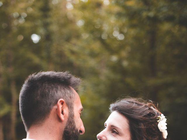 Le mariage de Marc et Marie à Fatines, Sarthe 10