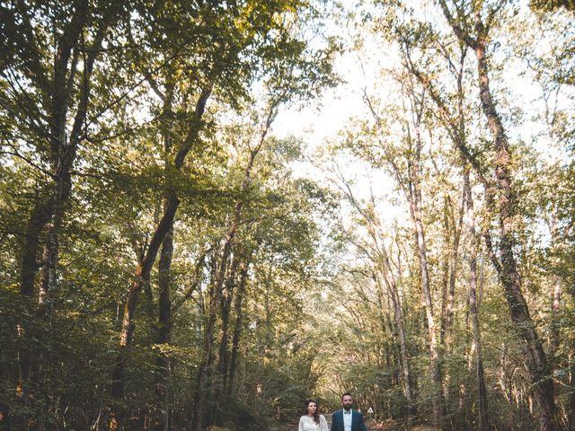 Le mariage de Marc et Marie à Fatines, Sarthe 11