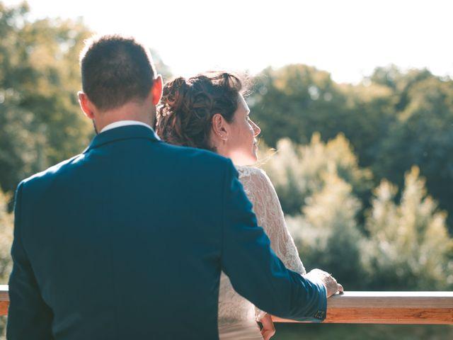 Le mariage de Marc et Marie à Fatines, Sarthe 13