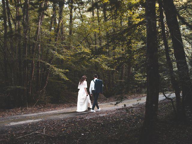Le mariage de Marc et Marie à Fatines, Sarthe 14