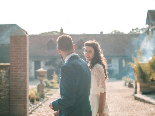 Le mariage de Marc et Marie à Fatines, Sarthe 15