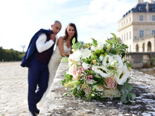 Le mariage de Noria et Etienne