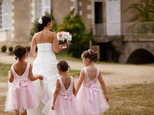 Le mariage de Raphaël et Giuliana à Saint-Herblain, Loire Atlantique 30