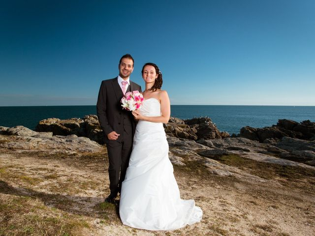 Le mariage de Raphaël et Giuliana à Saint-Herblain, Loire Atlantique 54