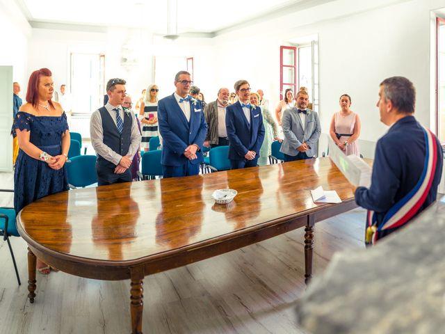 Le mariage de Mark et Stéphane à Caunes-Minervois, Aude 6