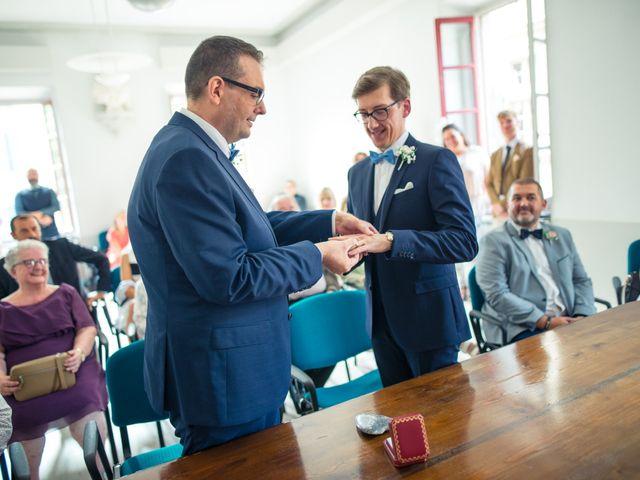 Le mariage de Mark et Stéphane à Caunes-Minervois, Aude 8