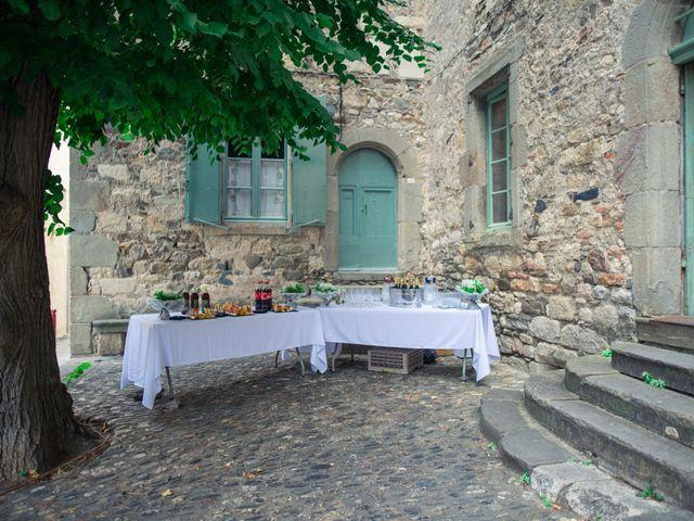 Le mariage de Mark et Stéphane à Caunes-Minervois, Aude 15