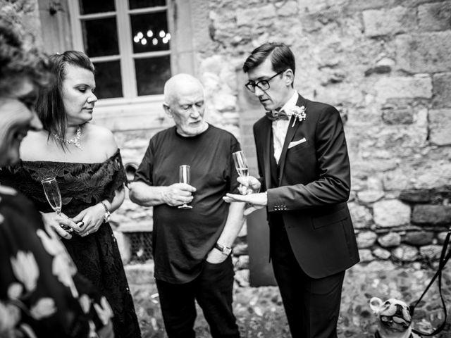 Le mariage de Mark et Stéphane à Caunes-Minervois, Aude 22