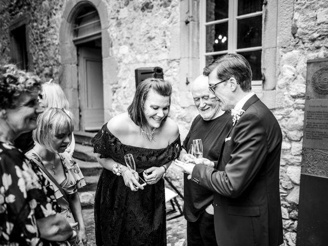 Le mariage de Mark et Stéphane à Caunes-Minervois, Aude 23