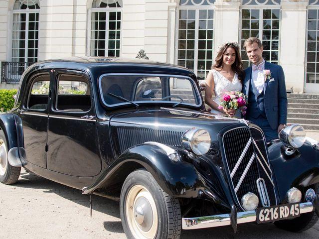 Le mariage de Maxence et Sandra à Ouzouer-sur-Trézée, Loiret 28