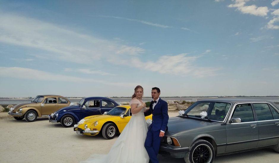 Le mariage de Fabien  et Amandine à Saint-Agnant, Charente Maritime
