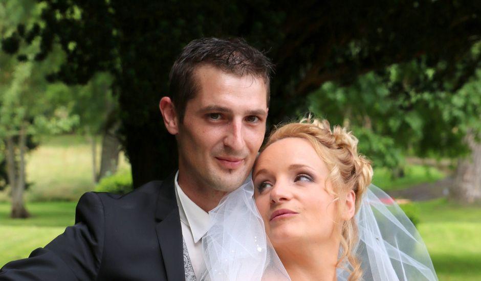 Le mariage de Hervé et natacha à Saint-Germain-du-Puy, Cher