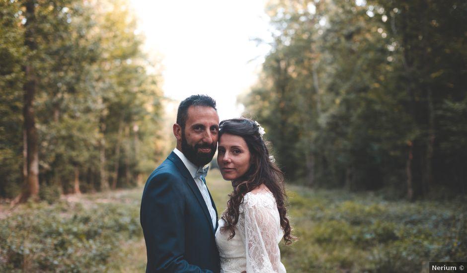 Le mariage de Marc et Marie à Fatines, Sarthe