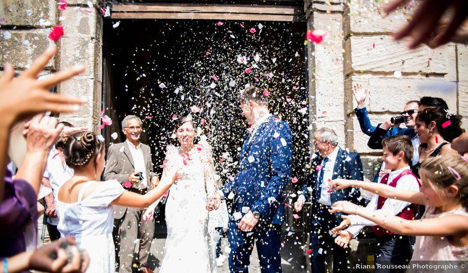 Le mariage de Philippe et Caroline à Clermont-l'Hérault, Hérault