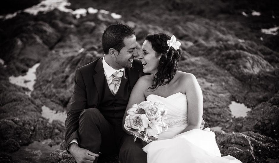 Le mariage de Raphaël et Giuliana à Saint-Herblain, Loire Atlantique