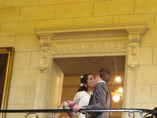 Le mariage de Victoria  et Jean-Patrick