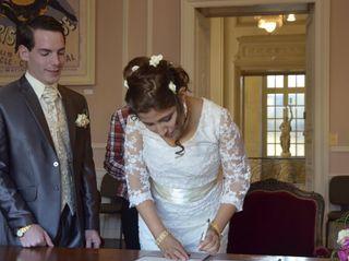 Le mariage de Victoria  et Jean-Patrick 1