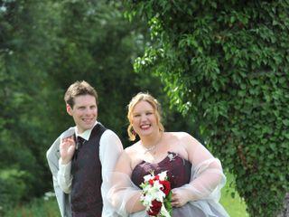 Le mariage de Joëlle et Christophe