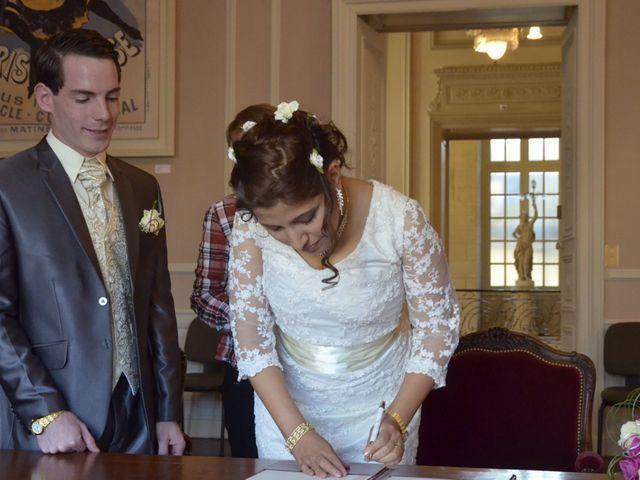 Le mariage de Jean-Patrick et Victoria  à Chaumont, Haute-Marne 1