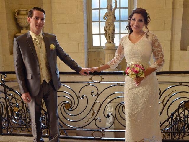 Le mariage de Jean-Patrick et Victoria  à Chaumont, Haute-Marne 2