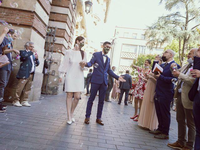 Le mariage de Jérôme et Sophie à Fronton, Haute-Garonne 37