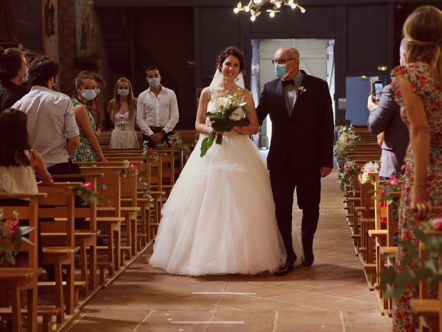 Le mariage de Jérôme et Sophie à Fronton, Haute-Garonne 82