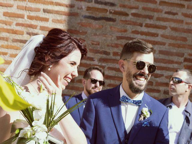 Le mariage de Jérôme et Sophie à Fronton, Haute-Garonne 93