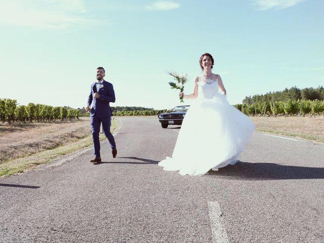 Le mariage de Jérôme et Sophie à Fronton, Haute-Garonne 1