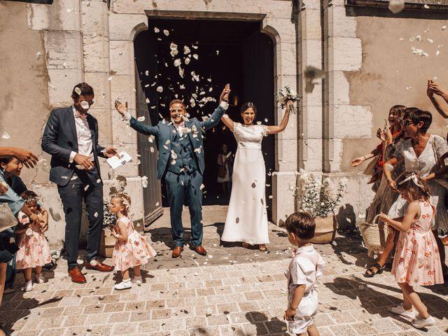 Le mariage de Alexis et Louise à Moye, Haute-Savoie 43