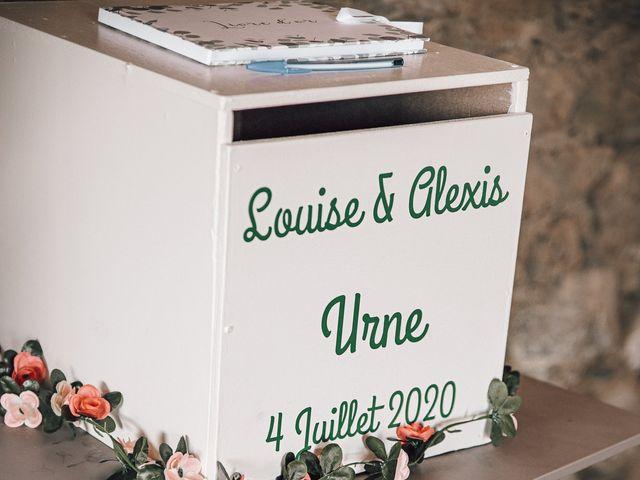 Le mariage de Alexis et Louise à Moye, Haute-Savoie 54