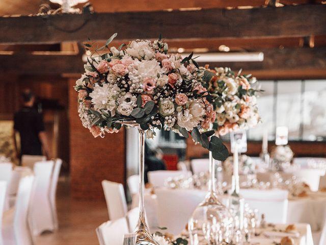 Le mariage de Alexis et Louise à Moye, Haute-Savoie 76