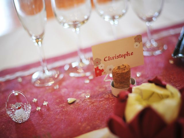 Le mariage de Christophe et Joëlle à Nogent-le-Bernard, Sarthe 19