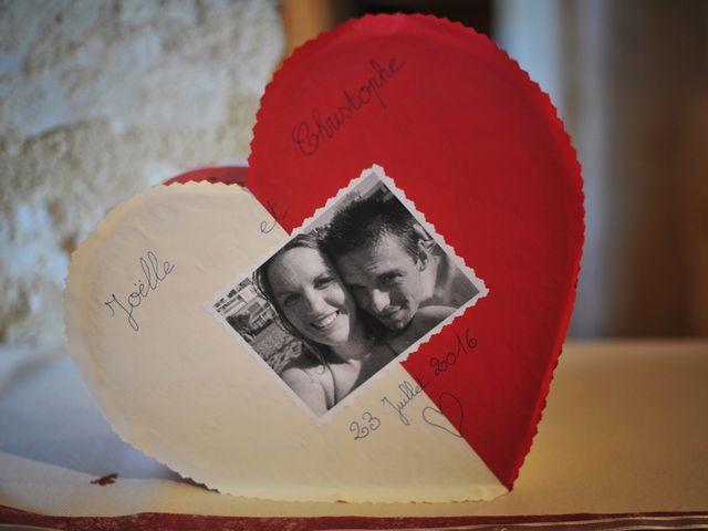 Le mariage de Christophe et Joëlle à Nogent-le-Bernard, Sarthe 23
