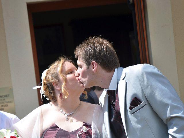 Le mariage de Christophe et Joëlle à Nogent-le-Bernard, Sarthe 28