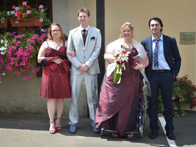 Le mariage de Christophe et Joëlle à Nogent-le-Bernard, Sarthe 29
