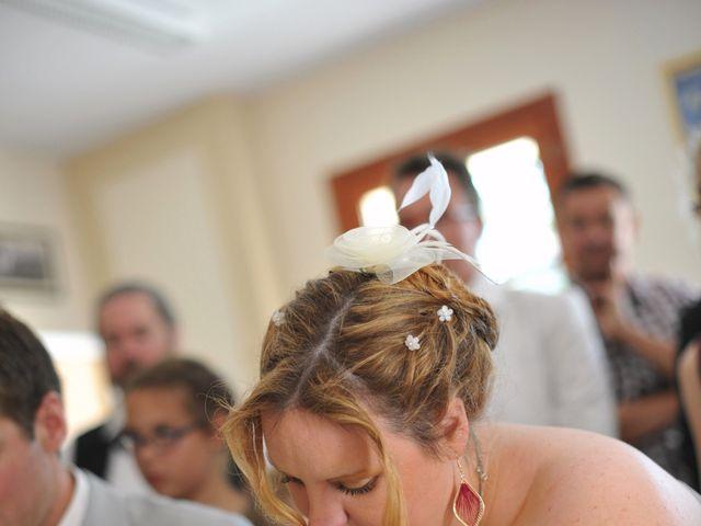 Le mariage de Christophe et Joëlle à Nogent-le-Bernard, Sarthe 32
